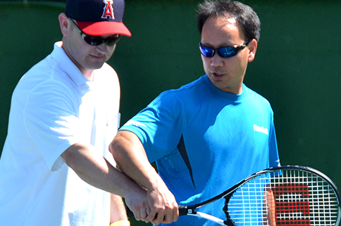 2013 Michael Chang Tennis Classic Chang Family Foundation