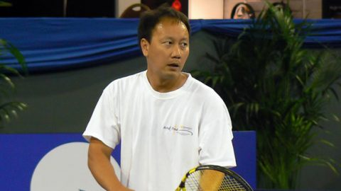 Chang Interviewed by Tennis Frontier