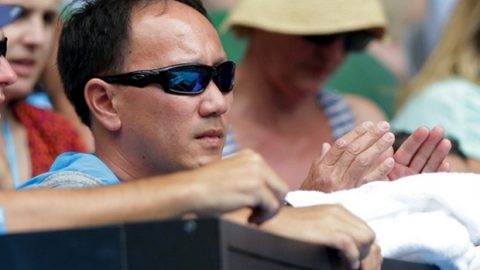 Tennis.com: Chang's Return to Tennis As A Coach