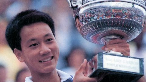 Chang vs. Lendl: 25 Years Ago at the French Open