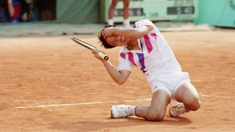 25th French Open Anniversary Series: Chang Returns with a Protégé
