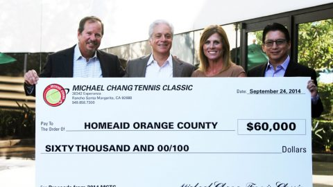 Chang Family Foundation Raises $90,000 for local charities