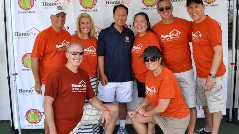 MCTC Names HomeAid Orange County as the 2015 Charity Recepient