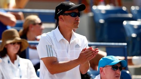 Interview with Michael Chang About Coaching Kei Nishikori